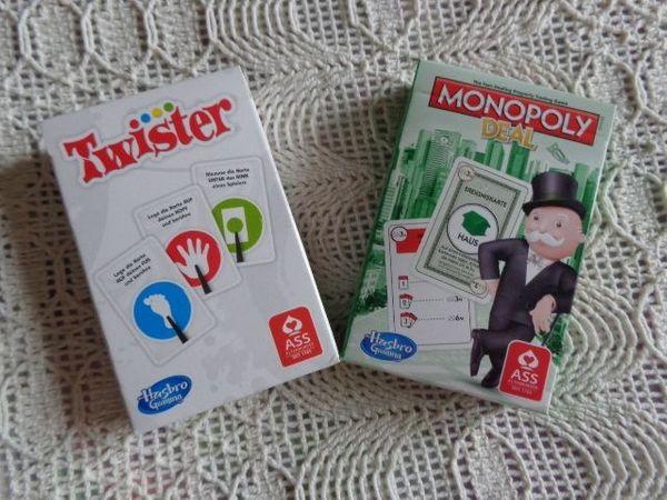 Kartenspiele 2 Stück NEU Originalverpackt