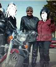Suche Begleitung Gruppe für Motorrad