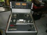 4-Gang Studer A810 Kassettenrekorder