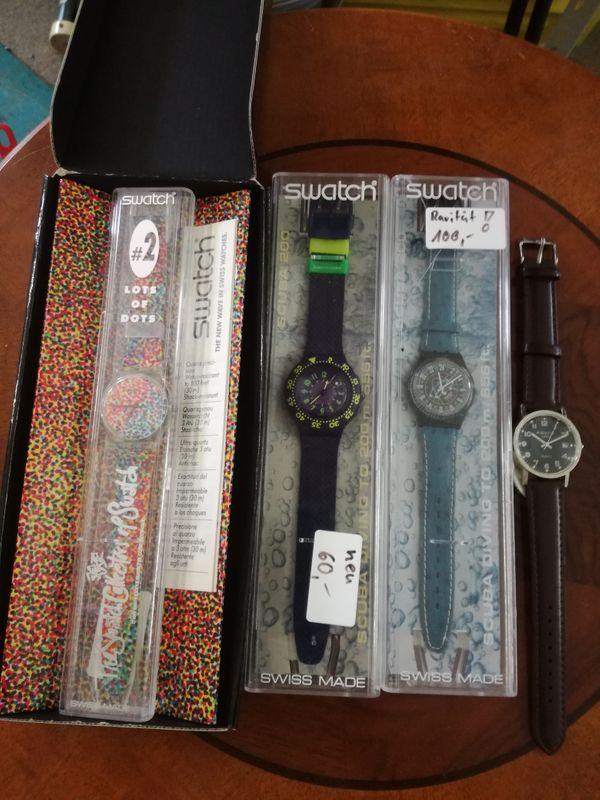 Uhren Swatch