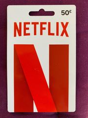 50EUR Netflix für 49EUR