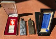 2 Gasfeuerzeuge Vintage
