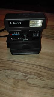 Polaroid 636 Closeup Sofortbildkamera
