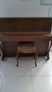 Klavier Grotrian-Steinweg Modell 120