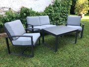 Gartenmöbel Dining Garnitur Lounge Set