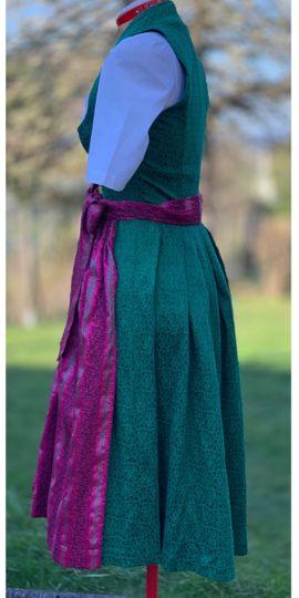 Gottseidank Dirndl Marei Smaragdgrün mit: Kleinanzeigen aus Diez - Rubrik Damenbekleidung