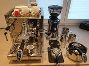 Bezzera Siebträger Espressomaschine Mitica Top