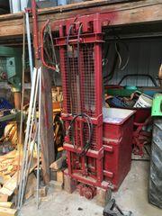 Traubenlesebottich ca500 Liter