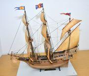 Hobby-Aufgabe Modellschiff Spanish Galleon Modellbau