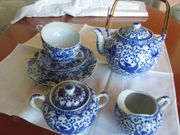 Teeservice für 2 Personen