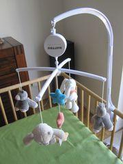 Spieluhr Baby Babybay Laufstall wie