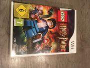Lego Harry Potter Wii inkl