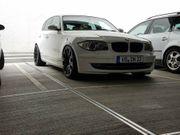 BMW 120d 1er NAVI PDC