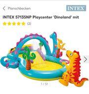 Intex Kinderpool Playcenter Dinoland