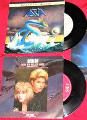 2 Schallplatten BERLIN Take My