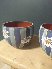 Blumentopf Keramik wie neu