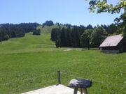 Berggasthaus mit großer Terrasse in