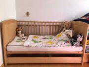 Kinderbett Buche massiv