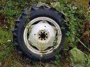 Traktor Reifen Felgen