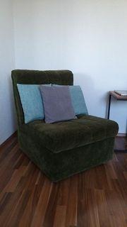 Sonderpreis Grüner Sessel