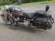 Harley Davidson Heritage Softail FLSTC