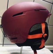 Snowboard Ski-Helm Anon Auburn