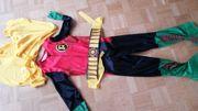 Faschingskostüm - Batman Robin