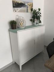 IKEA Schrank REGISSÖR in weiß