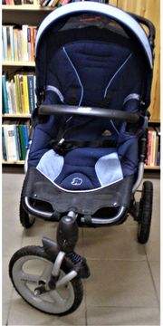 Kinderwagen Bébé Confort - High Trek