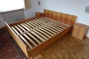 Schlafzimmer neu Kirsche massiv Schreinerarbeit