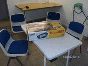 Möbel für Grillparty