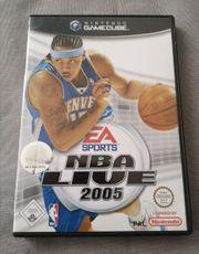 Nintendo GameCube Spiel - NBA Live