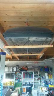 Thule 1000 Dachbox Skibox