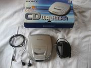 Sony D-E201 Cd Walkman Portable