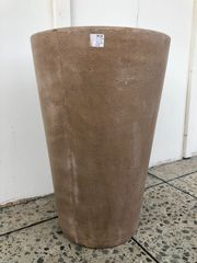 neuwertiger Fiberstone Pflanztopf zu verkaufen