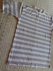 Vintage Shirt Longshirt Gr 36