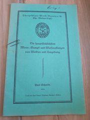 Oberpfälzer Verein Die hauptsächlichen Moor -Sumpf