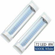 2X 8w LED Innenraumbeleuchtung Innenbeleuchtung