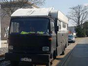 Mercedes-Benz LPKF 608 Wohnmobil über