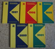VDI Kunststofftechnik Jahrbuch 1997 - 2001