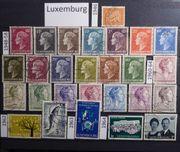 Luxemburg 1946-64