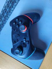 Nintendo-Switch mit Zubehör