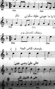 Notenbücher Musikinstrumente Noten-Bücher