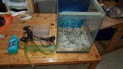 Nano Aquarium 35Liter mit Zubehör-Set