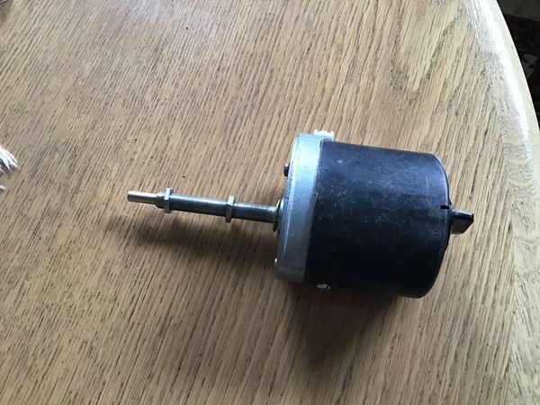 Scheibenwischermotor für Oldtimer oder Traktor