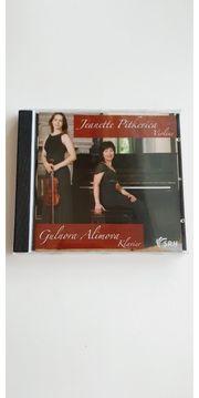 Klassische Musik CD Klavier Violine