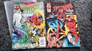 Spiderman Comics 6 Stück Nr 23-24-25-26-27-28