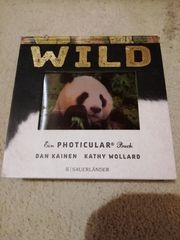 WILD Ein Photicular Buch Kinderbuch