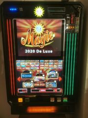 Spielothek Automat Merkur Magie Deluxe