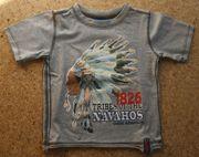 Shirt Indianer Gr 98